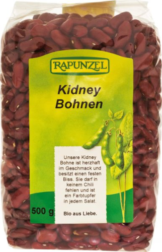 Red Kidney Bohnen