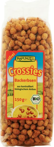 Backerbsen, Crossies, Vollkorn