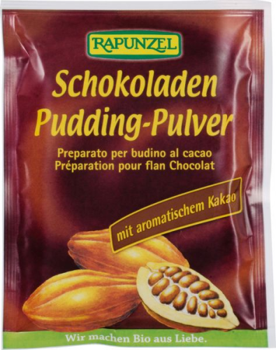 Schoko Pudding