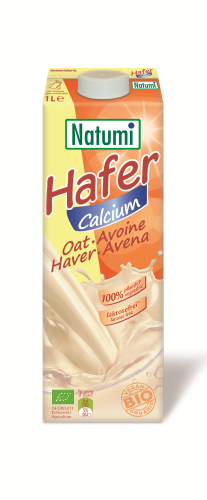 Hafer Drink mit Calcium