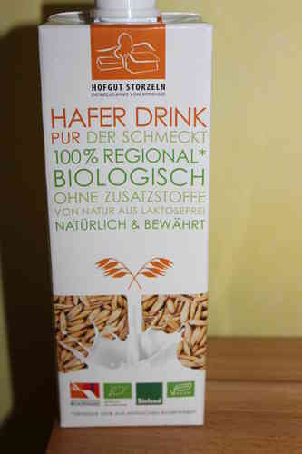 Hafer Drink natur